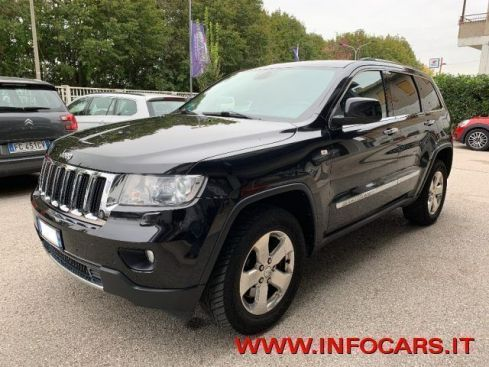 JEEP Grand Cherokee 3.0 CRD 190 CV Limited