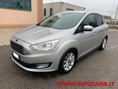 FORD C-Max 2.0 TDCi 150CV Powershift Business titanium