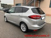 FORD C-MAX 2.0 TDCI 150CV POWERSHIFT BUSINESS TITANIUM Usata 2016