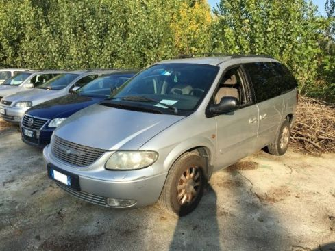 CHRYSLER Grand Voyager 2.5 CRD cat LX AUTOCARRO