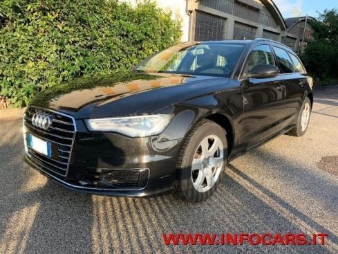AUDI A6 Avant 2.0 TDI 190 CV ultra Business MANUALE