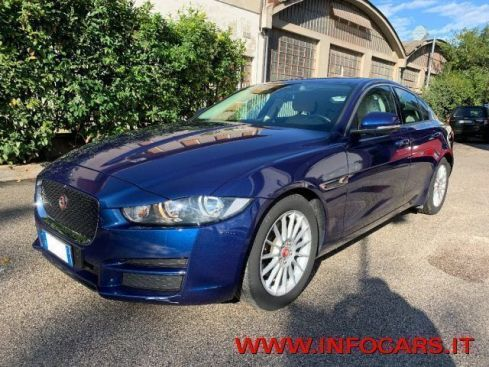 JAGUAR XE 2.0 D 163 CV BUSINESS PURE AUTOMATICA