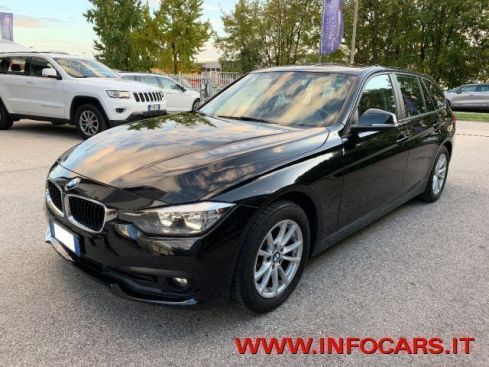 BMW 318 d 150 CV Touring Business Advantage RESTYLING