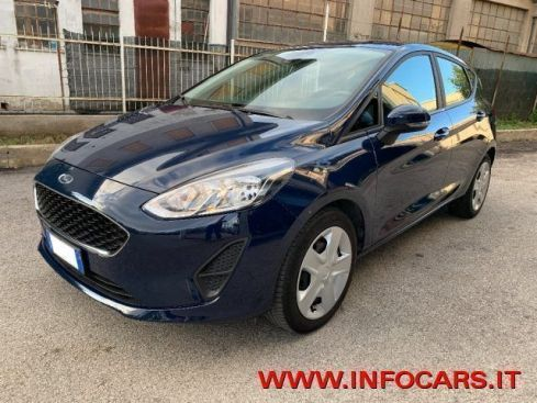 FORD Fiesta 1.5 TDCi 85 CV NEW MODEL - 5 PORTE