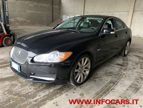 JAGUAR XF 2.7D 207 CV Luxury