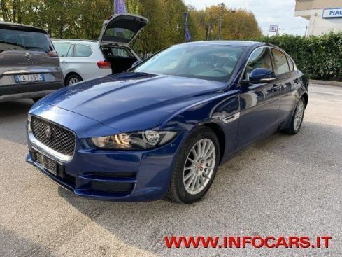JAGUAR XE 2.0 D 163 cv Pure Business Edition