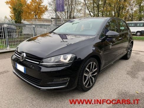 VOLKSWAGEN Golf 2.0 TDI 150 CV DSG BlueMotion Technology