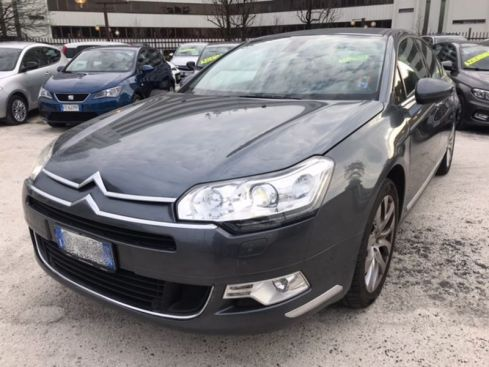 CITROEN C5  C5 2.0 HDi 160 aut. Executive