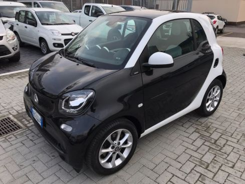 SMART ForTwo  fortwo 70 1.0 Passion