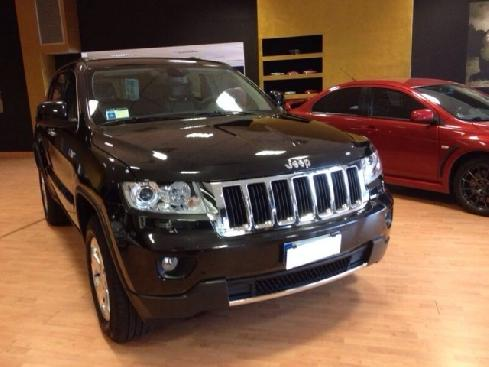 JEEP Grand Cherokee 3.0 CRD 190 CV Limited Tech