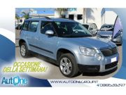 Skoda Yeti 1.6 TDI CR 105CV Active GreenLine