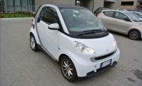 SMART FORTWO 1000 45 KW MHD COUPÉ PURE Usata 2010