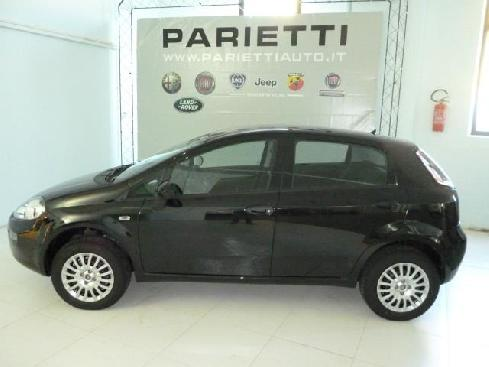 FIAT Punto 1.4 8V 5 porte Natural Power Stree