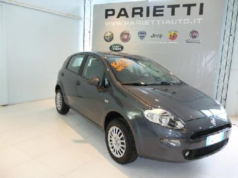 FIAT Punto 1.4 8V 5 porte Natural Power Street !!