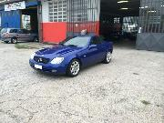 MERCEDES-BENZ SLK 200 CAT KOMPRESSOR Usata 2000