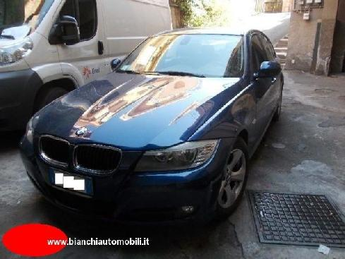 BMW 320 d cat EfficientDynamics pelle+navi