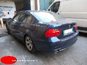 BMW 320 D CAT EFFICIENTDYNAMICS PELLE+NAVI Usata 2010