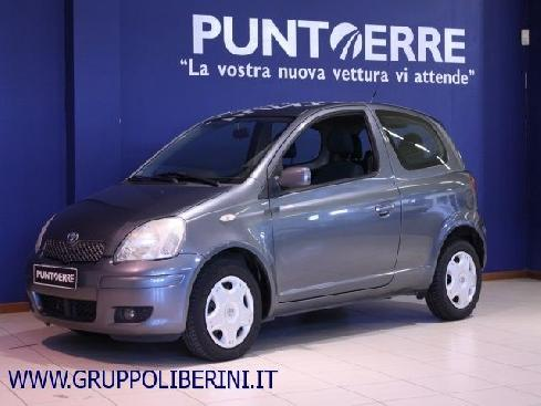 TOYOTA Yaris 1.0i cat 3p Expo Clima