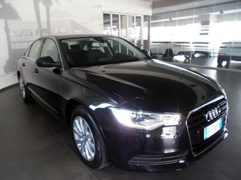 AUDI A6 3.0 TDI 204 CV multitronic Advanced