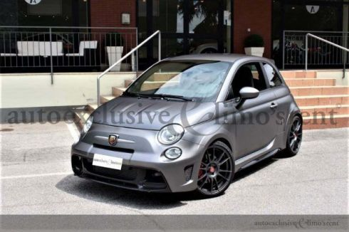 ABARTH 695 1.4 Turbo T-Jet 190 CV Biposto Record