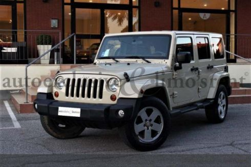 JEEP Wrangler Unlimited 2.8 CRD Sahara Unlimited