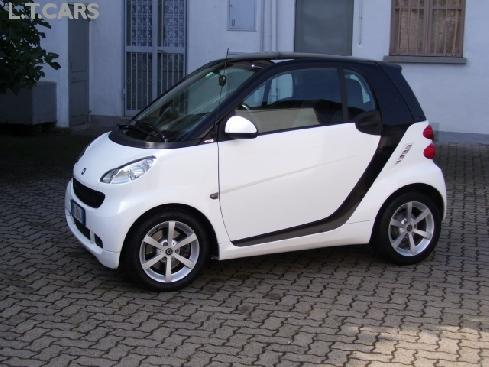 SMART ForTwo 1000 52 kW coupé pulse