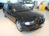 BMW 320 D TURBODIESEL CAT TOURING Usata 2001