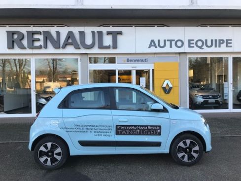 RENAULT Twingo SCe Lovely