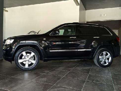 JEEP Grand Cherokee 3.0 CRD 241 CV Overland UNICA/TETTO/PELL