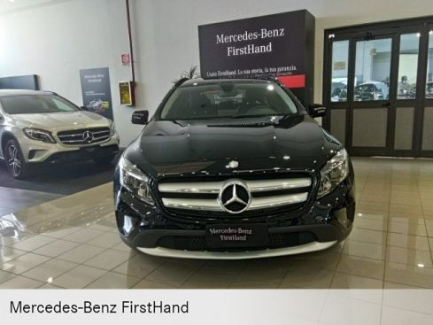 MERCEDES-BENZ GLA 180 d Automatic Executive