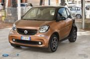 SMART FORTWO 1.0 URBAN (SPORT EDITION1) 71CV TWINAMIC Usata 2016