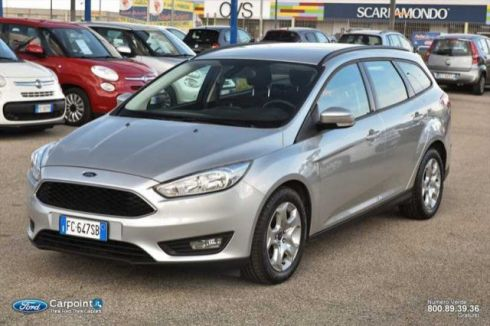 FORD Focus SW 1.5 tdci Plus S&S 120cv