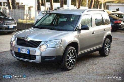 SKODA Yeti 1.2 tsi Ambition (adventure)
