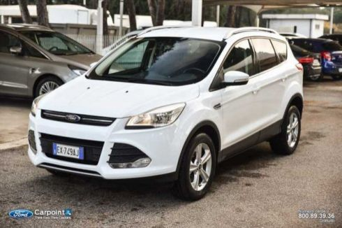 FORD Kuga 2.0 tdci Plus 2wd 115cv