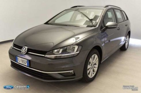VOLKSWAGEN Golf var. 1.6 tdi Business 115cv
