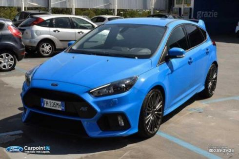 FORD Focus 2.3 RS awd 350cv 5p