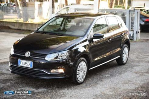 VOLKSWAGEN Polo 1.4 tdi Comfortline BlueMotion Tech. 75cv 5p