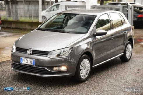 VOLKSWAGEN Polo 1.2 tsi Comfortline BlueMotion Tech 5p