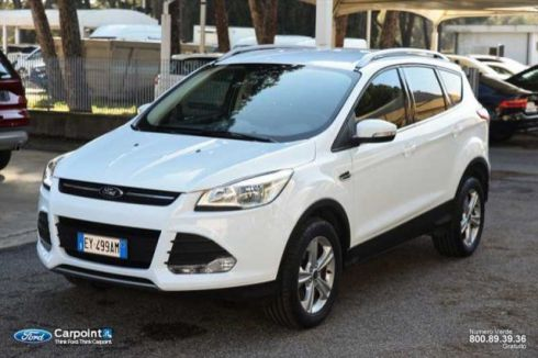 FORD Kuga 2.0 tdci Business 4wd 140cv