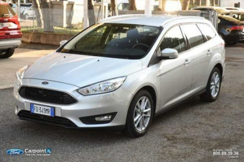 FORD Focus SW 1.5 tdci Business s&s 120cv powershift