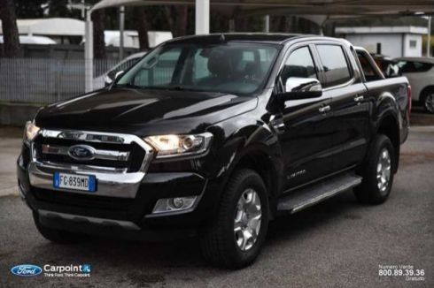 FORD Ranger 2.2 tdci double cab Limited 160cv auto