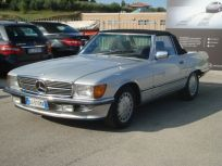 MERCEDES-BENZ SL 280 SL ROADSTER