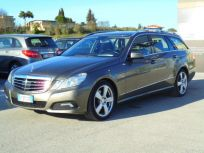 MERCEDES-BENZ E 350 CDI S.W. BLUEEFFICIENCY AVANTGARDE