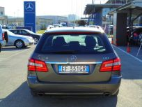MERCEDES-BENZ E 350 CDI S.W. BLUEEFFICIENCY AVANTGARDE Usata 2011