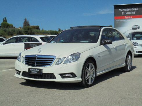 MERCEDES-BENZ E 350 CDI BlueEFFICIENCY 4M. Avantg. AMG