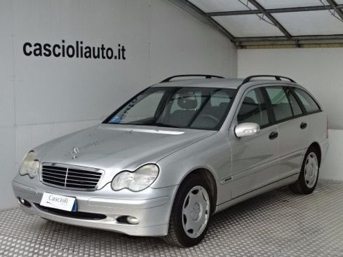 MERCEDES-BENZ C 200 CDI cat S.W. Classic