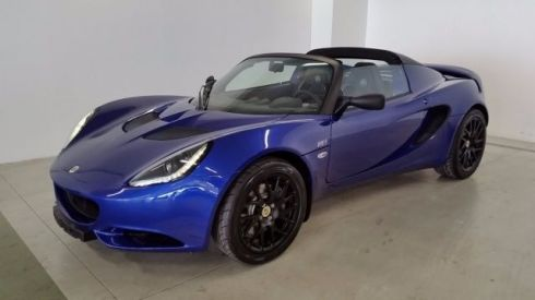 LOTUS Elise S 20th Anniversary