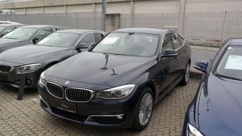 BMW 320 d Gran Turismo Luxury