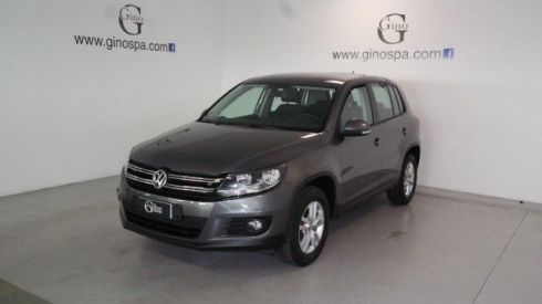 VOLKSWAGEN Tiguan 2.0 TDI 110 CV Trend & Fun BlueMotion Technology