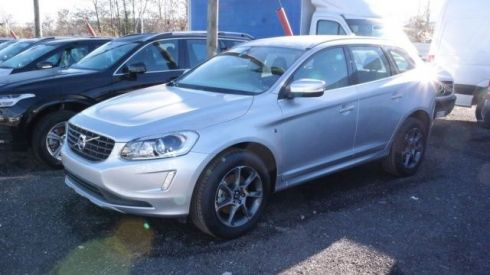 VOLVO XC60 D4 AWD Geartronic Volvo Ocean Race